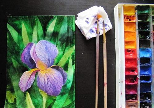Curs de Ilustrație florală și decorativă