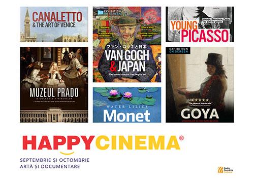 Maraton de documentare la Happy Cinema în septembrie și octombrie