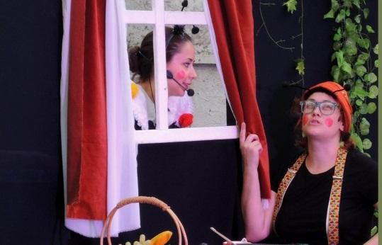 "Spectacol pentru copii: ""Greierele si Furnica"""