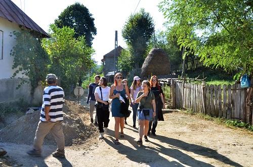 Școală de vară: Arhitectura tradițională în Geoparcul Platoul Mehedinți