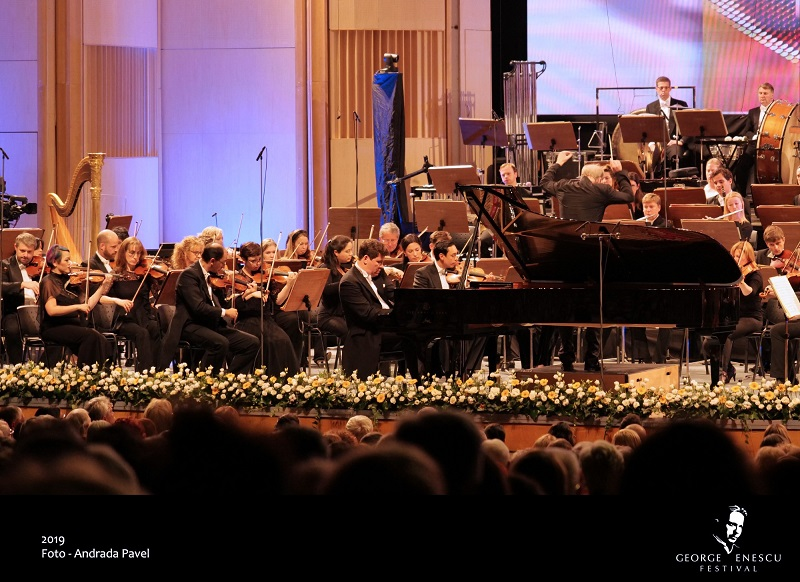 London Symphony Orchestra, o prezență sclipitoare la Festivalul Enescu