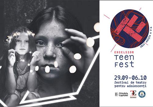 Începe TEEN FEST 2019!