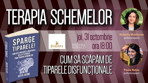 """Lansare de carte la Cluj: """"Sparge tiparele!"""" de Gitta Jacob"""