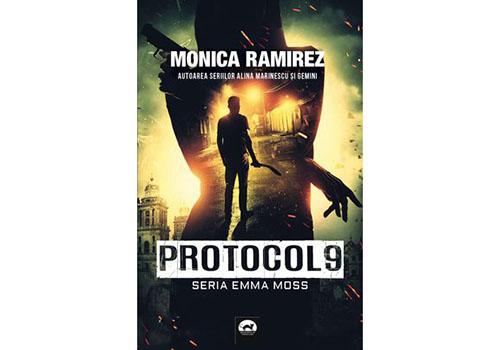 "Monica Ramirez: ""Protocol 9"""