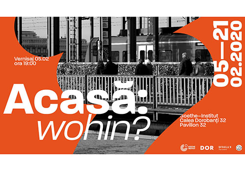"""""""Acasă: wohin?"""", un proiect artistic amplu pe tema migrației"""