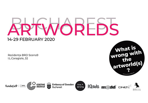 Bucharest Artworlds at The Wrong Biennale #4