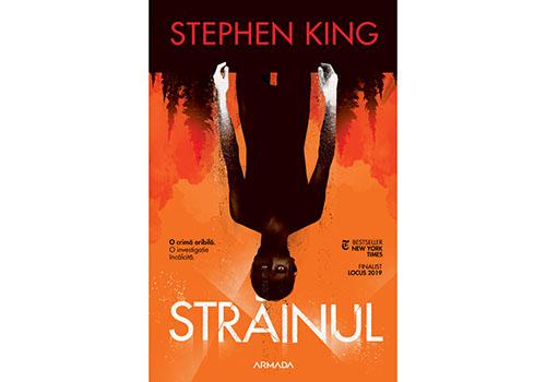 """Cărți de citit: Stephen King – """"Străinul"""""""