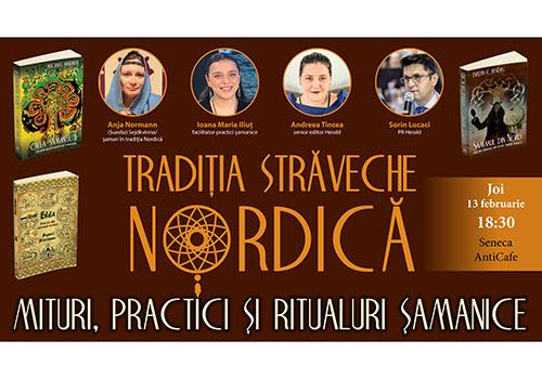 Tradiția străveche nordică: mituri, ritualuri și practici șamanice