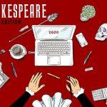 23 aprilie – 3 mai: Festivalul Internațional Shakespeare, home edition