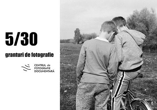 5 under 30. Granturi de fotografie pentru tineri