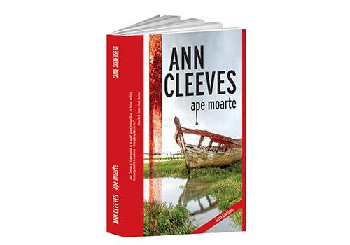 """Ape moarte"" – Ann Cleeves"
