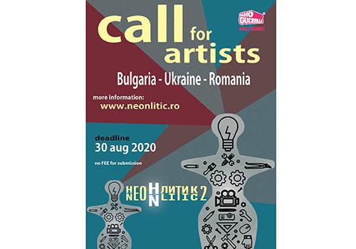 NeoNlitic: open call pentru artiști la cea de-a doua ediție a proiectului