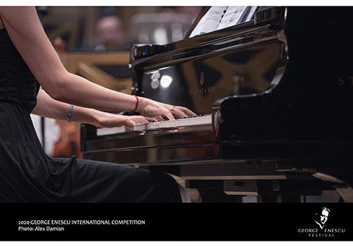 Concursul Enescu: începe prima etapă a secțiunii de pian