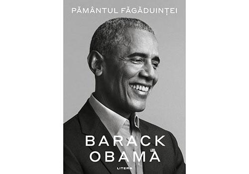 Memoriile lui Barack Obama apar în traducere la Editura Litera