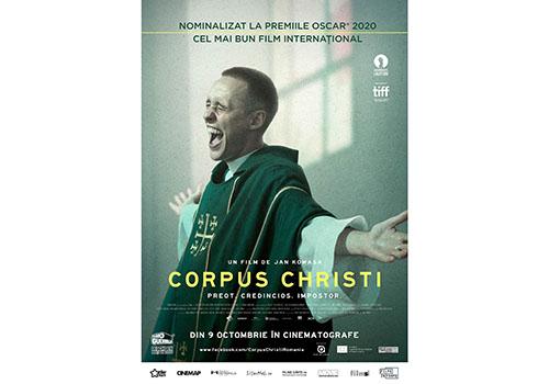 """""""Corpus Christi"""": identități furate, iertare, pedeapsă veșnică"""