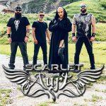 "Scarlet Aura a lansat single-ul ""Raw Power"""