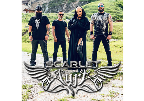 """""""Silent Tears"""": s-a lansat al treilea single de pe viitorul album Scarlet Aura"""