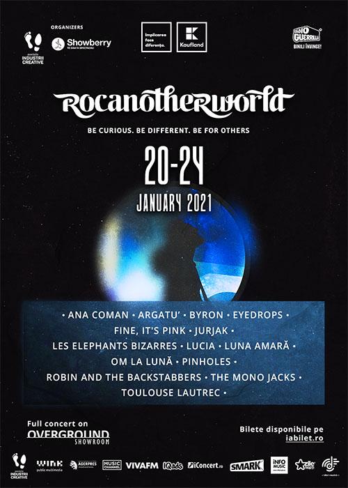 Rocanotherworld Winter Edition, online din 20 ianuarie