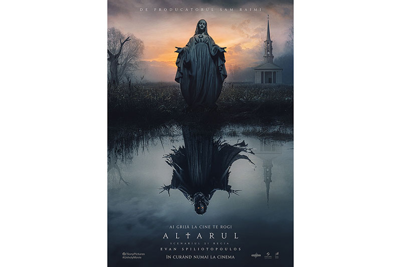 "Trailer ""Altarul"" (""The Unholy"")"
