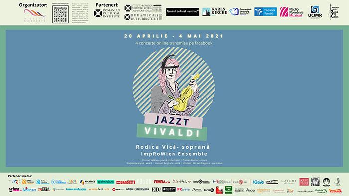 JAZZT Vivaldi, turneu internațional online