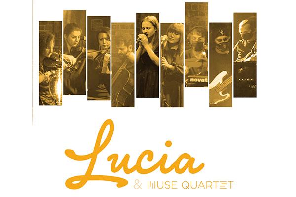 Lucia & Muse Quartet – live pe Overground Showroom