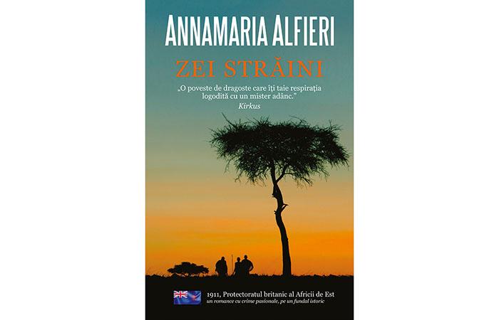 """""""Zei străini"""" – Annamaria Alfieri"""