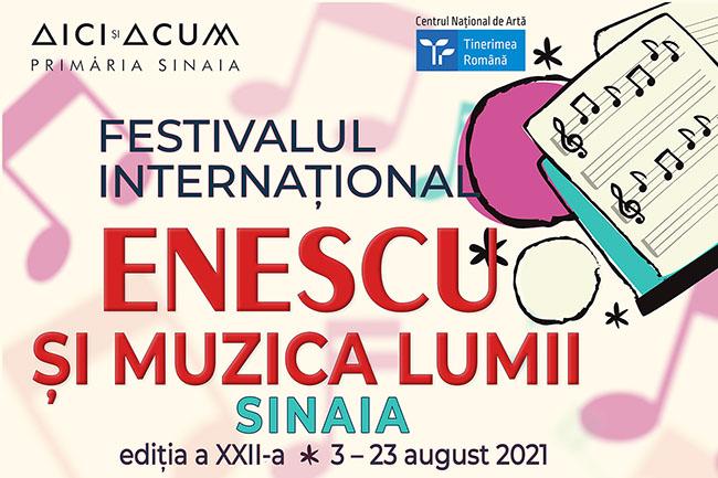 """""""Enescu și muzica lumii"""" revine cu o nouă ediție în luna august"""