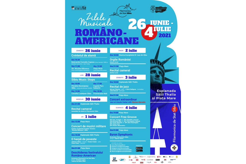 Filarmonica Sibiu deschide Festivalul Româno-American