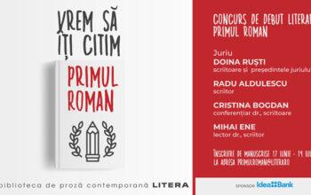 concurs de debut literar