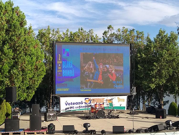 Buzău International Arts Festival: Ziua Blană Bombă