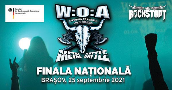 Finala Wacken Metal Battle