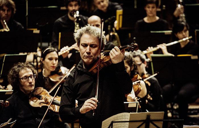 David Grimal, invitat în deschiderea stagiunii Orchestrei de Cameră Radio