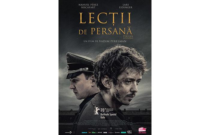 """""""Lecții de persană"""" (""""Persian Lessons"""") intră în cinematografe pe 8 octombrie"""
