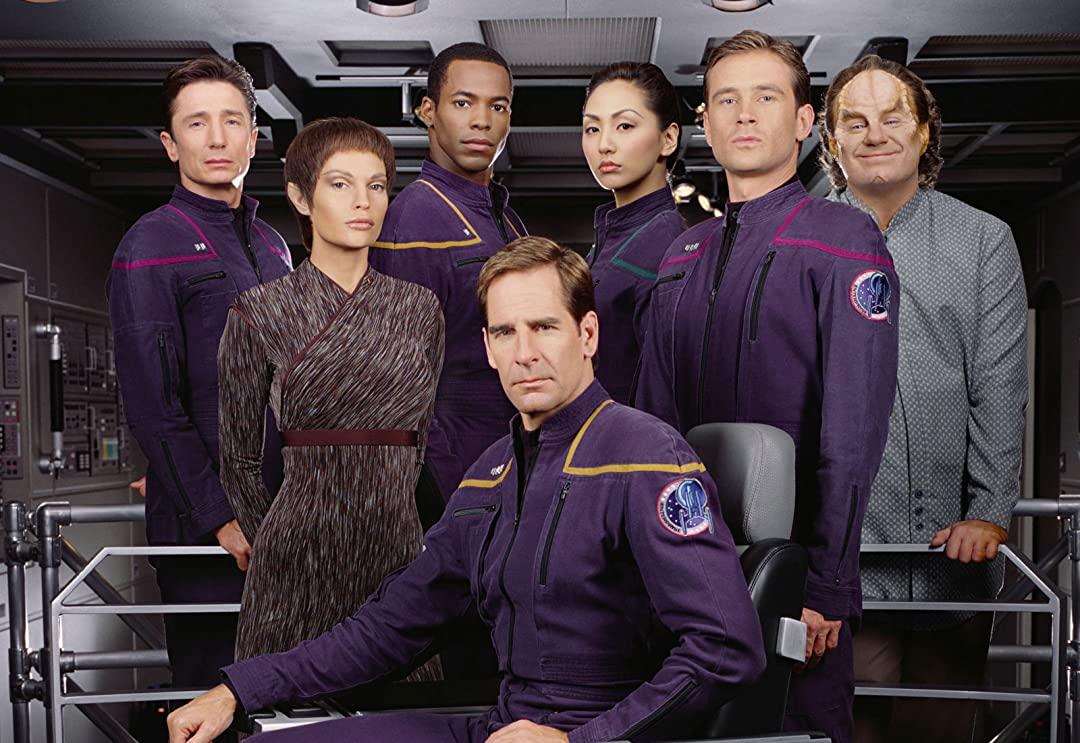 """Star Trek: Enterprise"": primii ani ai Flotei Stelare"