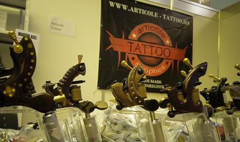 Conventia de Tatuaje a ajuns la a doua editie