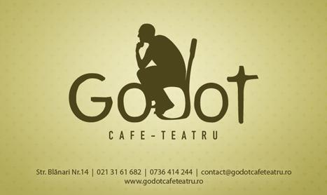 Programul saptamanii la Godot Cafe-Teatru