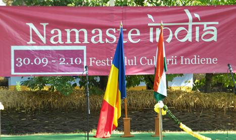 A inceput Namaste India, festivalul culturii indiene