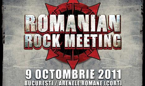 S-a prelungit oferta la bilete reduse pentru Romanian Rock Meeting