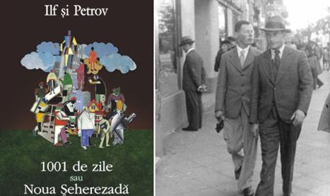 """Noutati Polirom: """"1001 de zile sau Noua Seherezada"""" de Ilf si Petrov"""