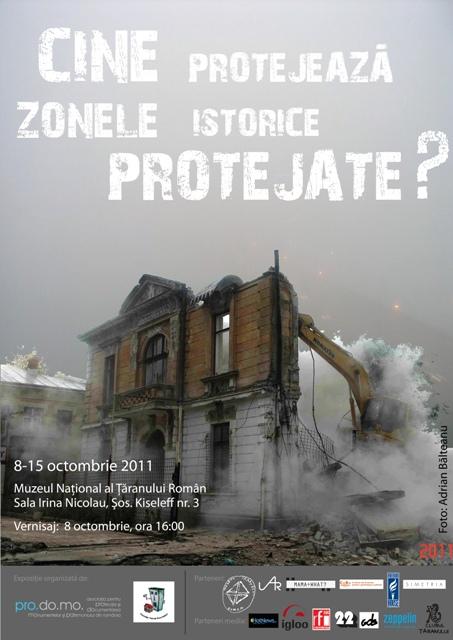 Expo: Cine protejeaza zonele protejate?