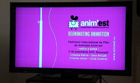 Anim'est Bucuresti 2011 incepe in trei zile
