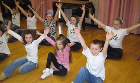 Atelier de arta actorului pentru copii