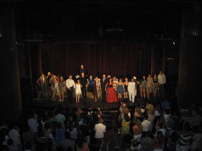 """""""Atelier de teatru"""", premiera unui spectacol al tineretii"""
