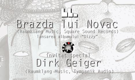 Brazda lui Novac lanseaza al doilea album din cariera