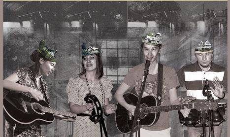Casa cu Prieteni canta in Iron City pe 20 octombrie