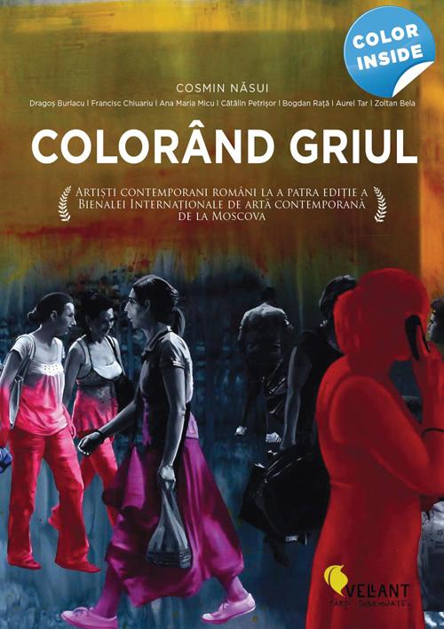 Sapte artisti romani coloreaza griul la Vellant