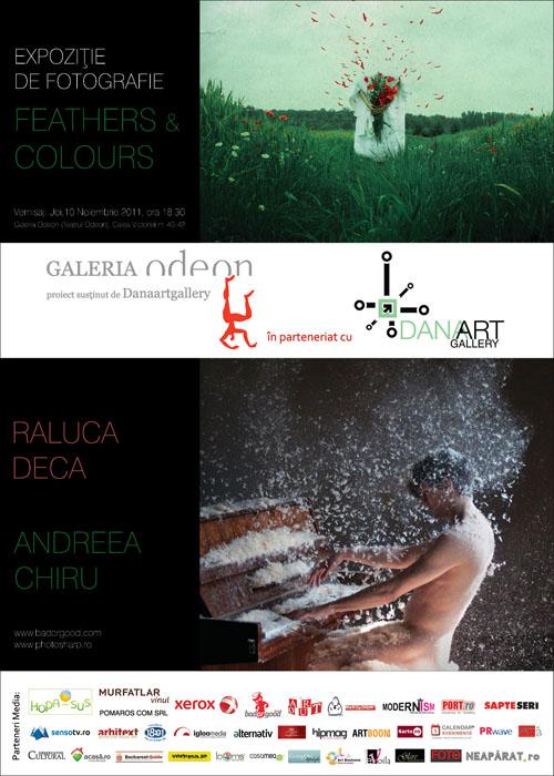 """Expozitie de fotografie: """"Feathers and Colours"""""""