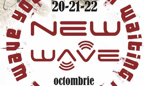 20-22 octombrie: New Wave editia a treia