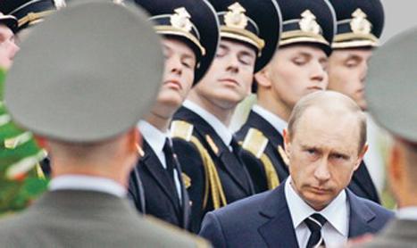 Cum arata Rusia nefardata a lui Putin?