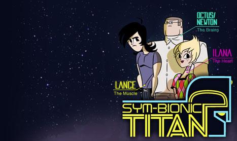 """Titanul simbionic"" isi arata puterea la Cartoon Network"